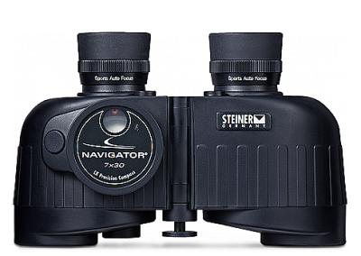 Бинокль Steiner Navigator 7x30 Compass (Морской бинокль)